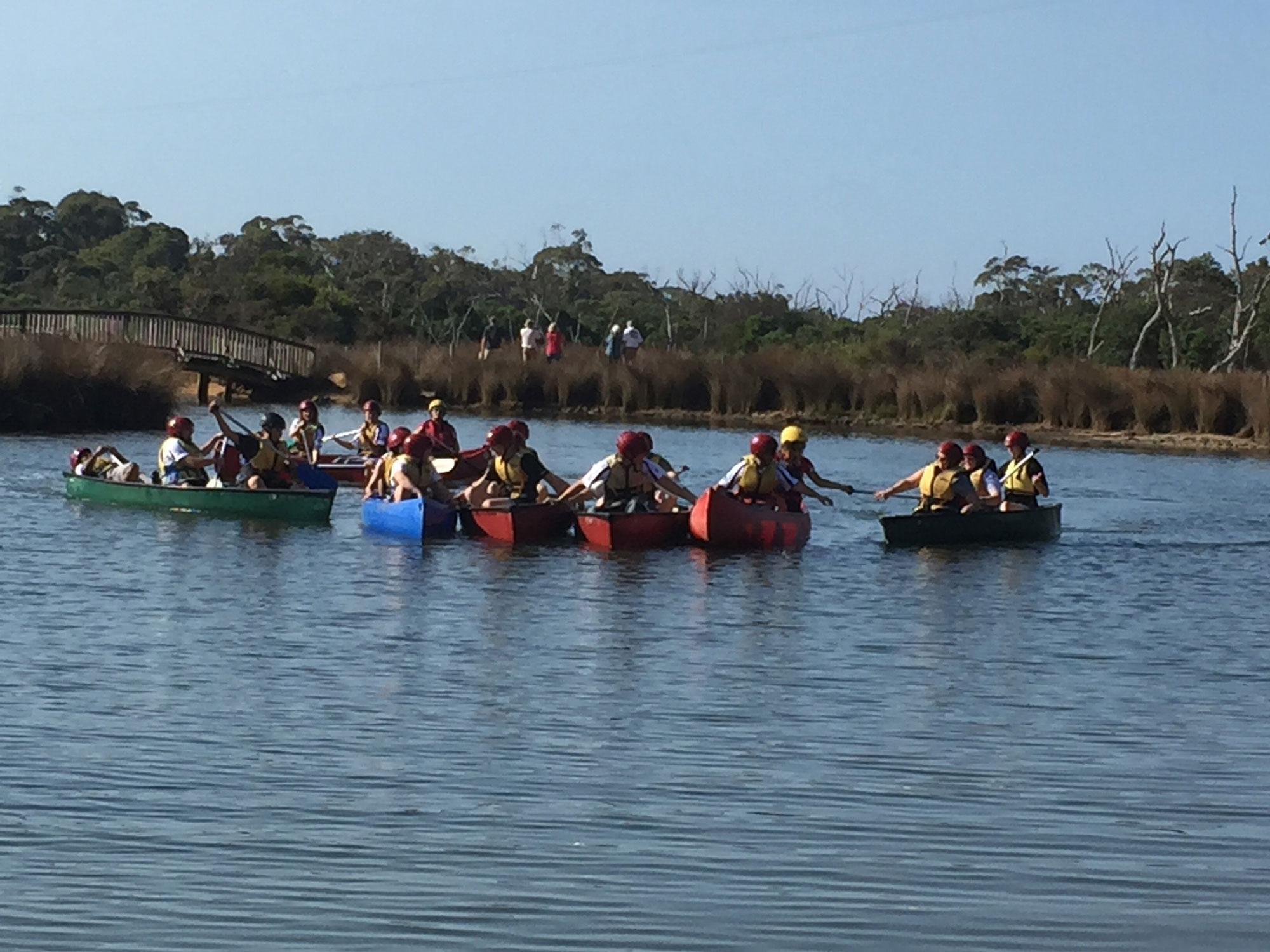 Raw2Roar-Canoeing